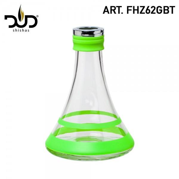DUD Shisha | Replacement Bottle for DUD Shisha | Micro Space Needle Green