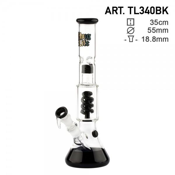 Thug Life | OG Series V2 Black - H:35cm - SG:18.8mm - Ø:55mm