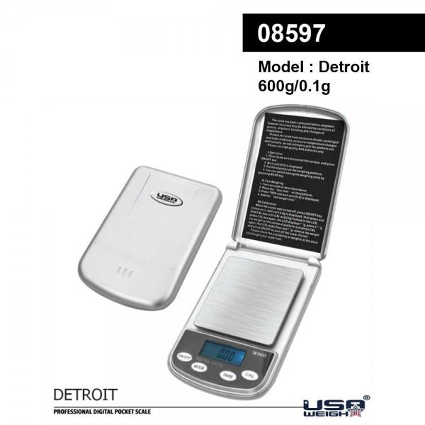 USA Weight   Detroit digital scale 600g - 0.1g