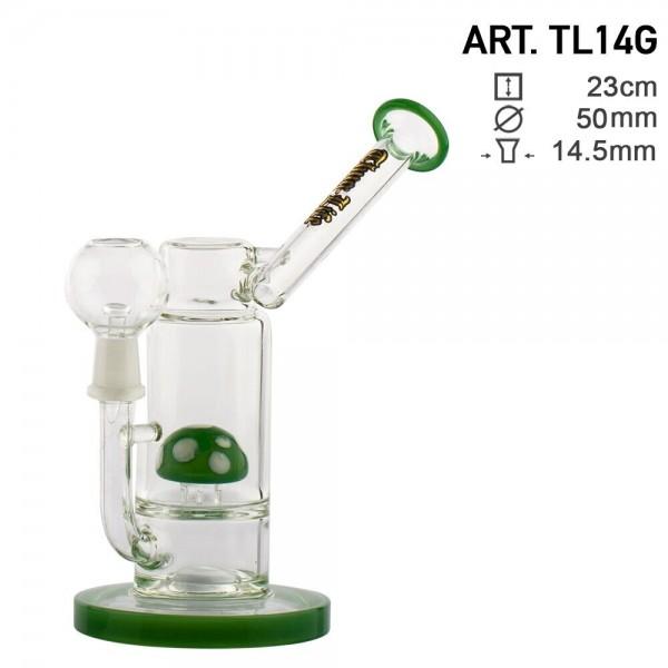 Thug Life | Sidecar Green - H:14cm - Ø:50mm - SG:14.5mm