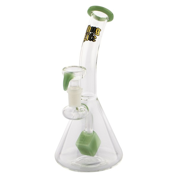Thug Life | Menkure Green - H:19cm - Ø:22mm - SG:14.5mm