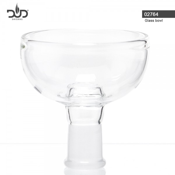 DUD Glass Bowl for Shisha