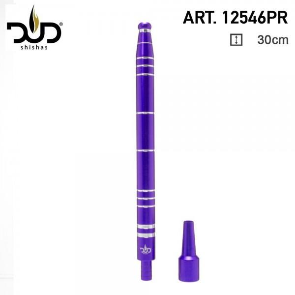 DUD Shisha   Mouthpiece Set Purple Color- L:30cm