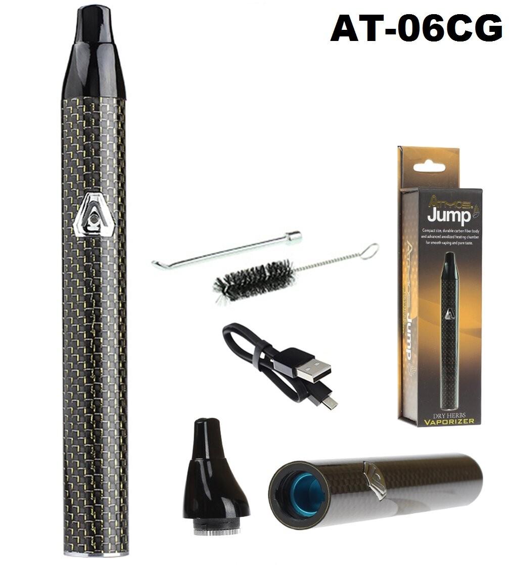 Atmos | Jump Dry Herb Vape Pen-Hard Anodized Heating Chamber