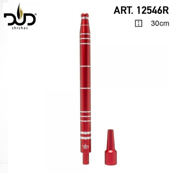 DUD Shisha | Mouthpiece Set Red Color- L:30cm