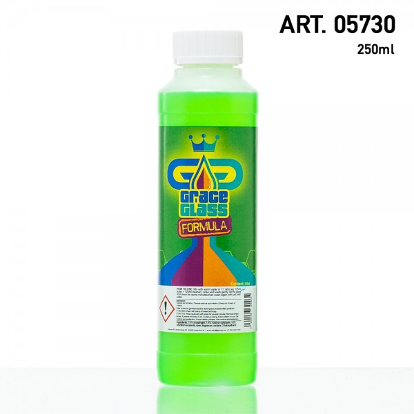 Grace Glass | New Cleaner Formula- Content: 250 ML
