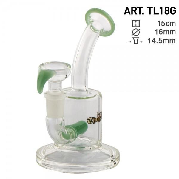 Thug Life   Anhinga Green - H:15cm - Ø:16mm - SG:14.5mm