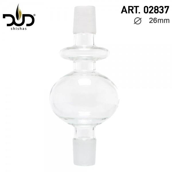 DUD Shisha | Replacement Stem for Glass Hookah LS1001, LS1004, LS1005- H:19cm
