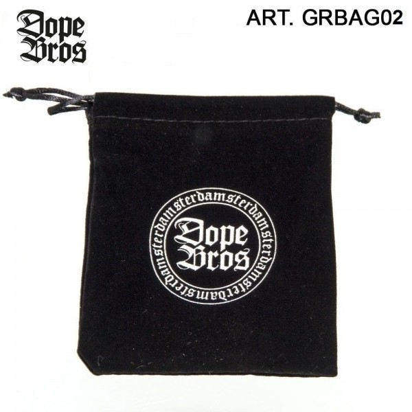 Dope Bros | Grinder Bag-12pcs per display