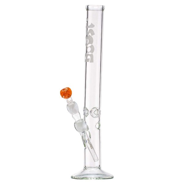 Boost Cane Glass Bong- H:45cm- Ø:45mm- Socket:18.8mm- WT:5mm (circa)