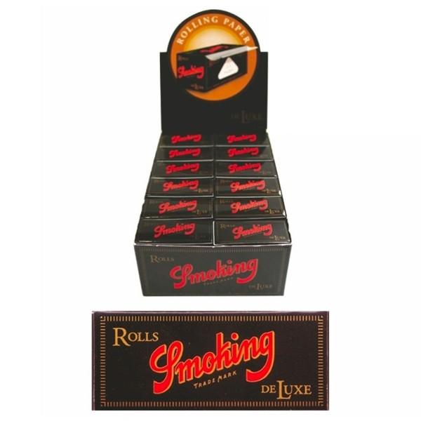 Smoking | Deluxe Rolls 4mt per roll 24pcs/box
