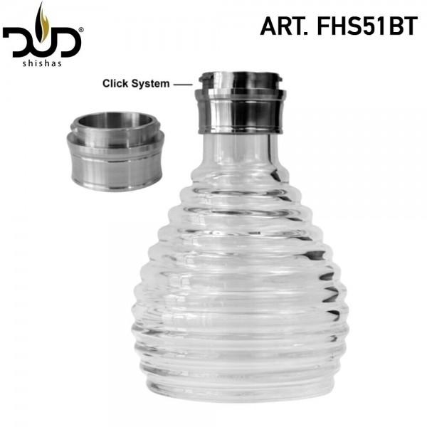 DUD Shisha | Replacement Bottle for DUD Shisha | The Wall