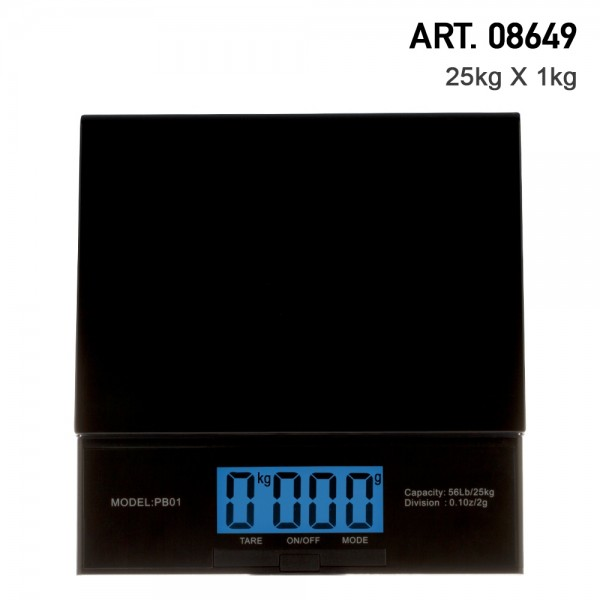 USA Weight | Ohio digital scale 25kg x 1kg