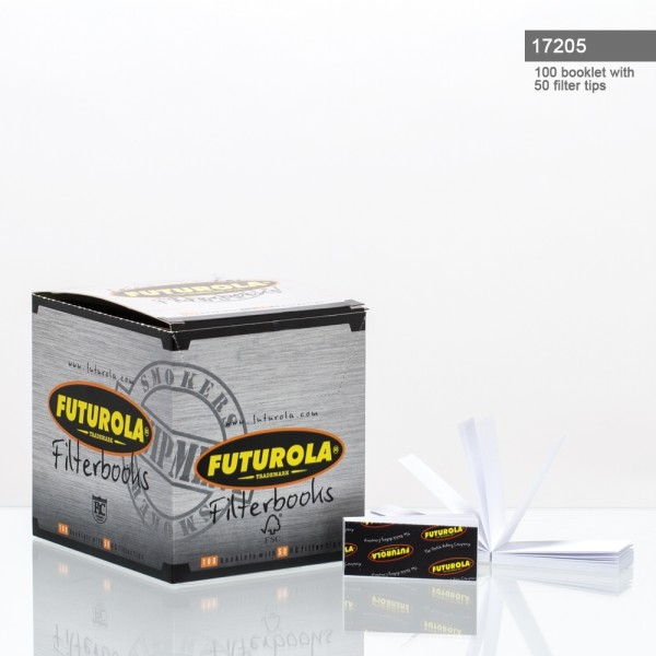 Futurola Filtertips (Regular) 100pcs /Box