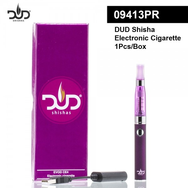 DUD Shisha electronic cigarette - Purple