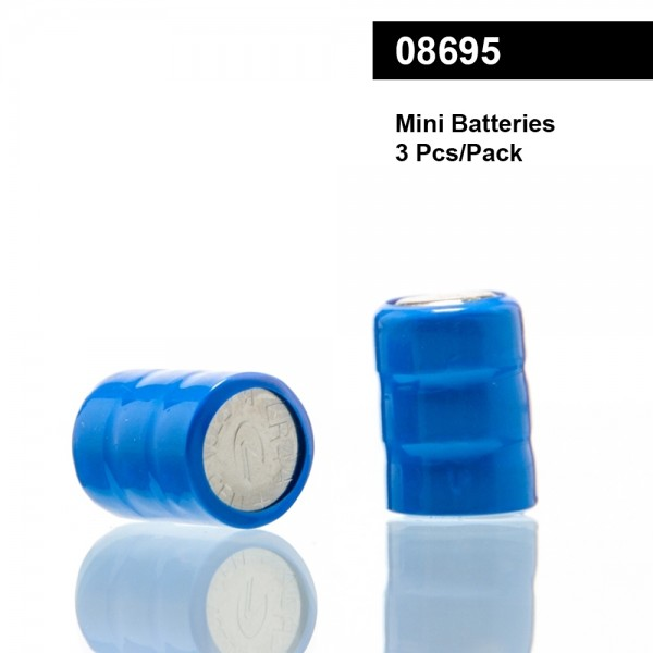 USA Weight | Mini Batteries 3pcs in 1 pack