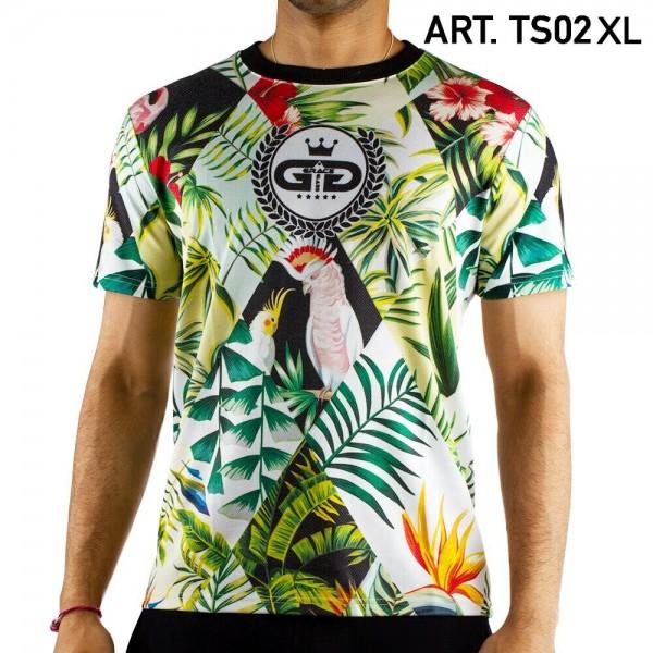 Grace Glass   Premium T-Shirt SIZE-XL