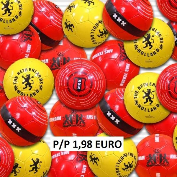 Amsterdam | 9 pcs Soccer Balls