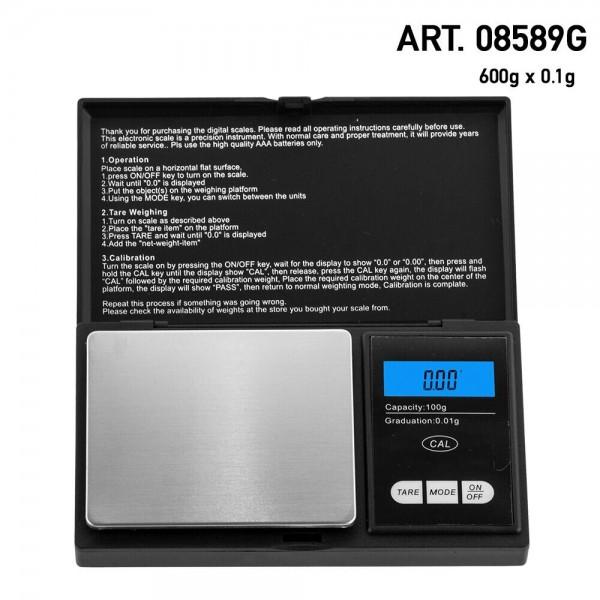 USA Weight   Atlanta digital scale 600g x 0.1g