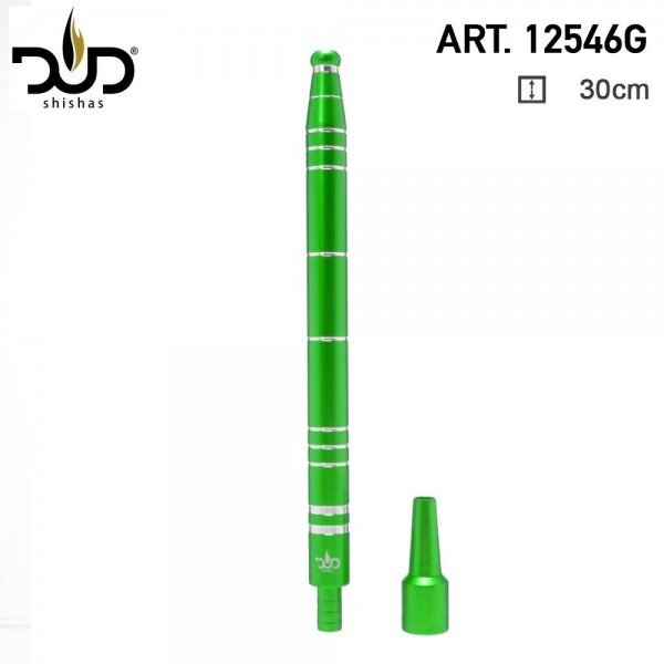 DUD Shisha | Mouthpiece Set Green Color- L:30cm