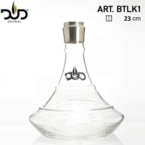DUD Shisha   Replacement Bottle For Stainless Steel Shisha LK15BL-S LK15W-S LK17A-S LK18BK-S LK60B