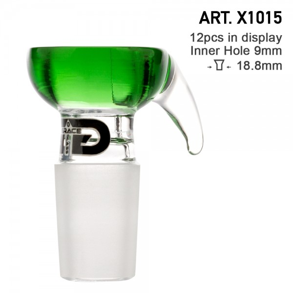 GG Bowl - SG:18.8mm (Inner Hole 9mm) With handle