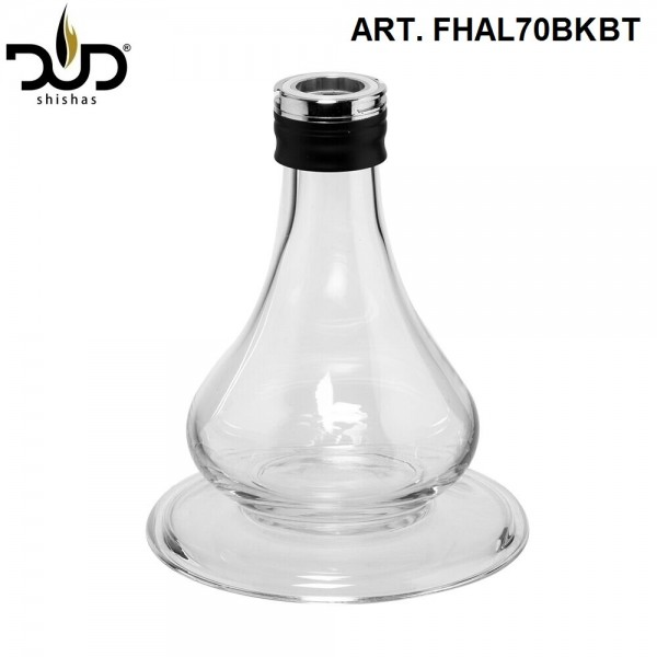 DUD Shisha | Replacement Bottle for DUD Shisha | Arcadia Black