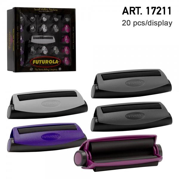 Futurola Small Rolling Machines 20 pcs display