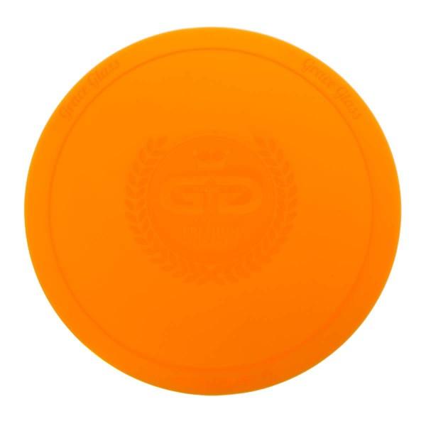 DUD Shisha | Large silicon Pad - Underlay for Shishas- UMBER- Ø:250mm-single piece