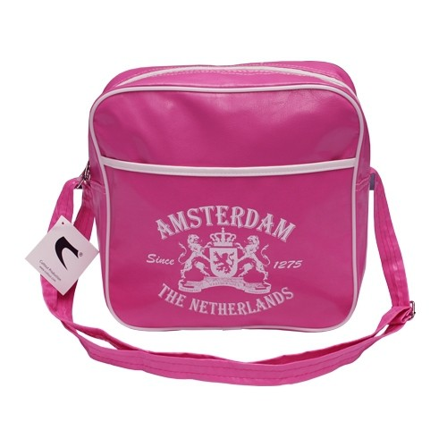 Amsterdam Small Retro Bag Pink
