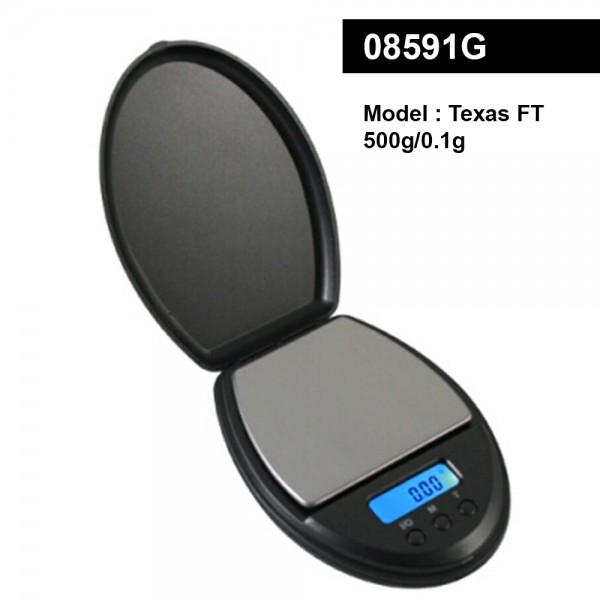 Texas | Digital Scale Model: FT, 500g/0.1g