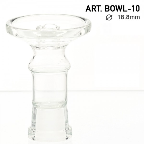 DUD Shisha | Glass Bowl- Ø:18.8mm