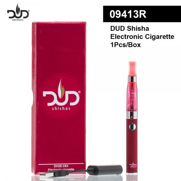 DUD Shisha electronic cigarette- Red