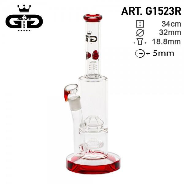 Grace Glass | Egyptian Series H:34 - SG:18.8mm - Dia: 32mm