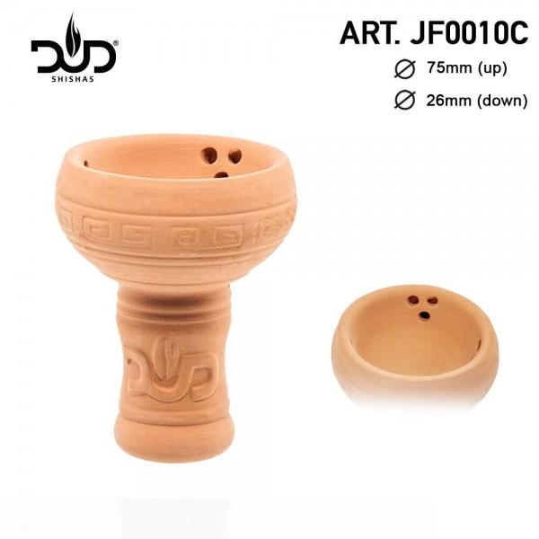 DUD Shisha | Clay Bowl- Ø:26mm