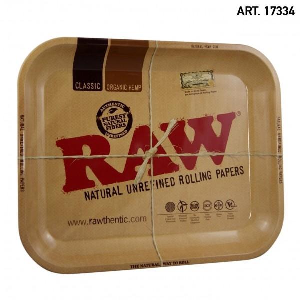 RAW | METAL ROLLING TRAY H: 27.5cm W: 34cm