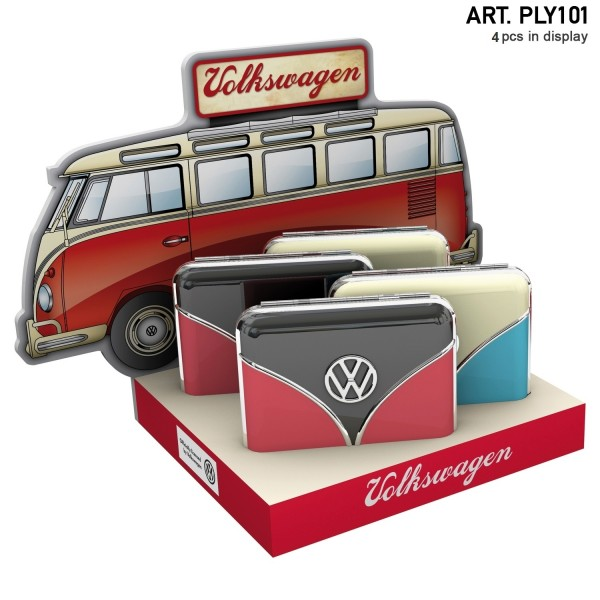 Champ   Volkswagen Cigarette cases 8 pcs in a display