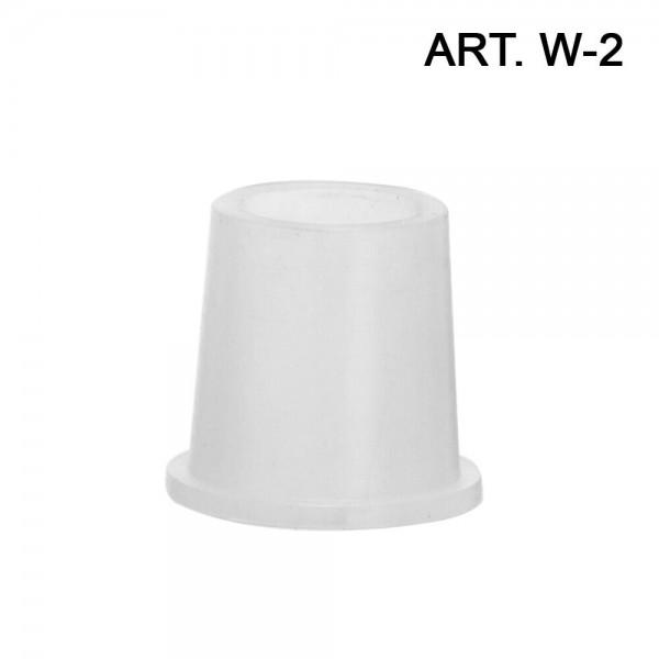 DUD Shishas | Rubber Bowl Adapter-Ø:24mm- minimum order 6 pcs in package