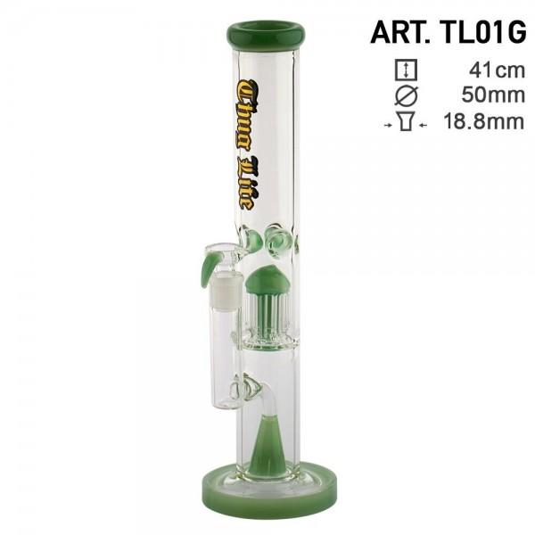 Thug Life | Hammer Green - H:41cm - Ø:50mm - SG:18.8mm