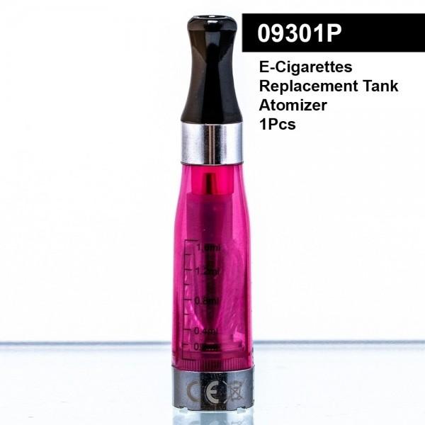 DUD Shisha | Replacement tank atomizer for e-cigarettes CE4 - PURPLE-5pcs-box