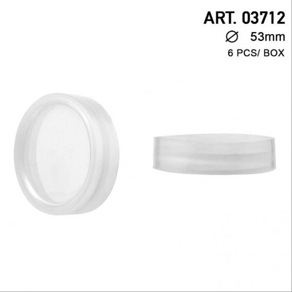 Amsterdam | Inner Base for Acrylic Bong - Ø:50mm- 6pcs by pack
