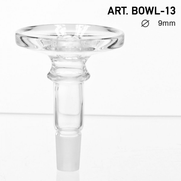 DUD Shisha | Glass Bowl- Ø:9mm