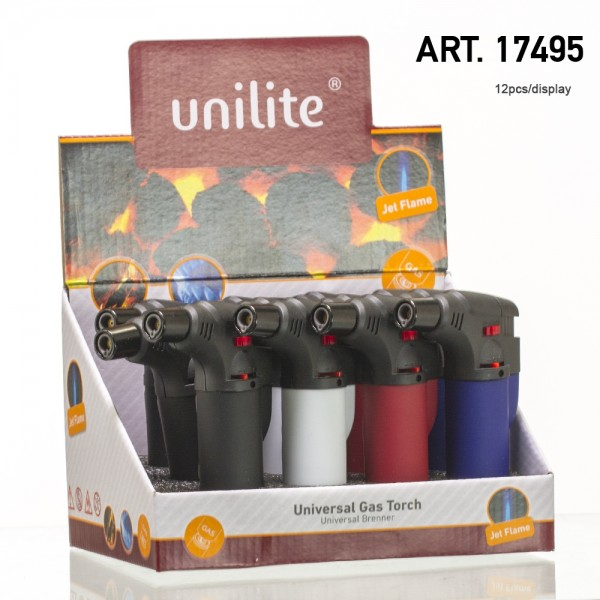 Unilite | Universal Gas Torch-12pcs/box