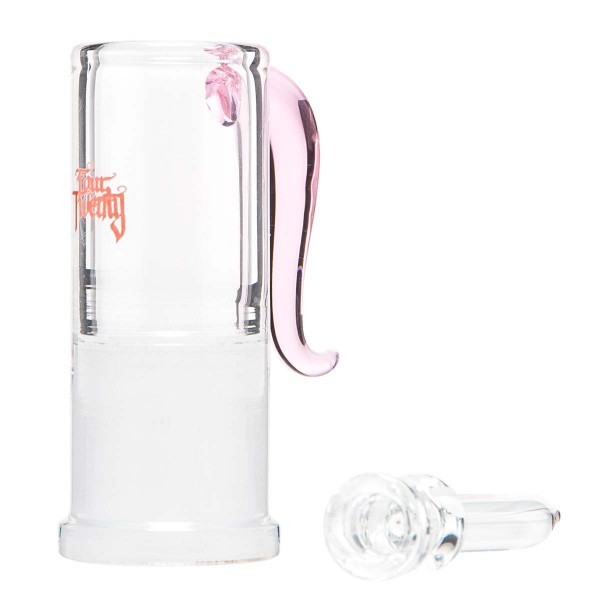 420 Series | Oil Dome and Nail - Pink - SG:18.8mm