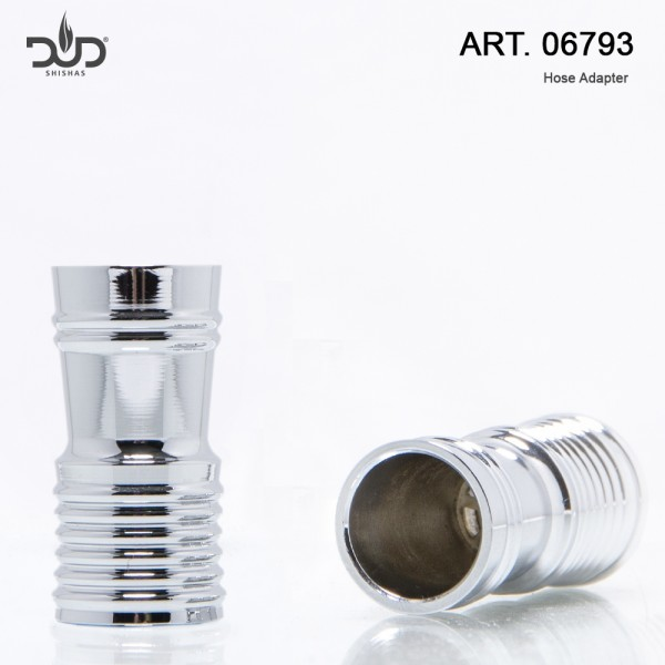 DUD Shisha | Hose Adapter for all high Quality Hookahs (BIG) (without a ball inside) 10 pcs in a dis
