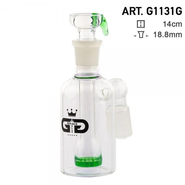 Grace Glass   Precooler Green - H:15cm - SG:18.8mm