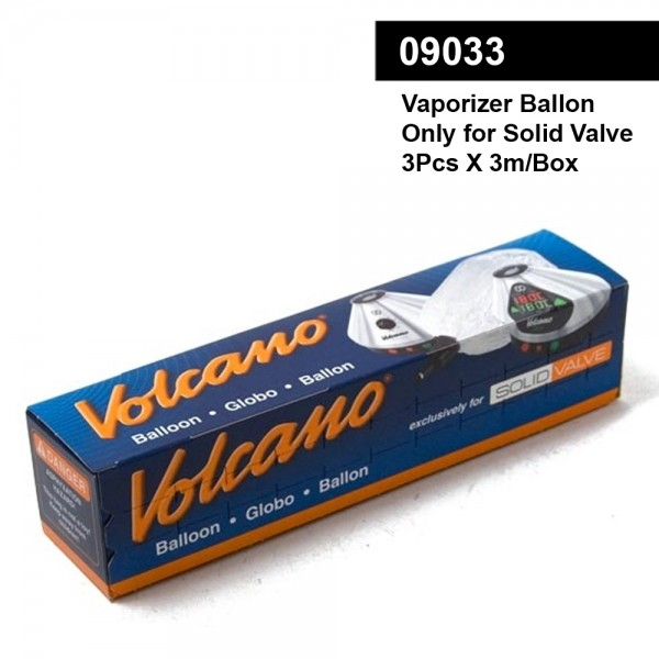 Volcano | Vaporizer Ballon includes 3 pcs. X 3m: only for SOLID VALVE!