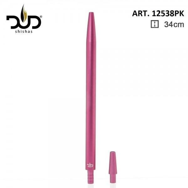 DUD Shisha | Mouthpiece Set Pink Color- L:34cm