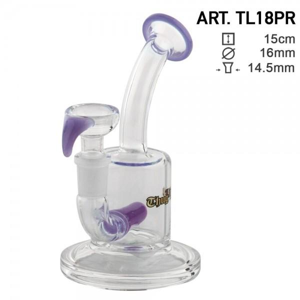Thug Life | Anhinga Purple - H:15cm - Ø:16mm - SG:14.5mm