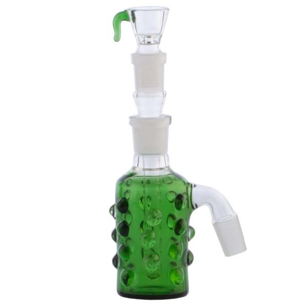 Amsterdam   Precooler Green - H:20cm- SG:18.8mm - WT:5mm (circa)